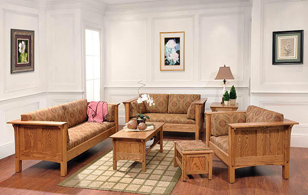 Additional Living Room Furniture Includes Coffee Tables, Sofa Tables, End  Tables, Grandfather Clocks, Curios And More. © 2018 Oak Tree ...