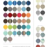 Outdoor Furniture Fabric Colors